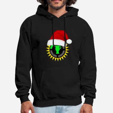 Game Theory Official Logo Christmas Edition Gifts - Men's Hoodie