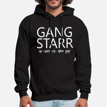 Old School Rap GANG STARR - Men's Hoodie