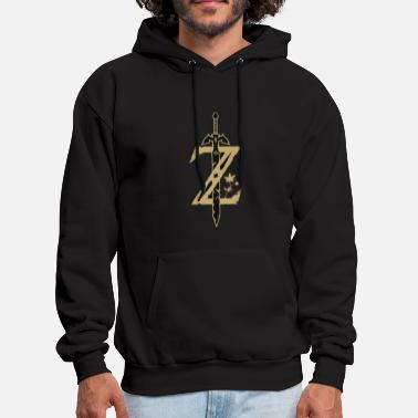 Legend Legends of Zelda - Men's Hoodie