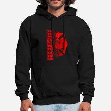 Firefighter Firefighter Shirts - Men's Hoodie