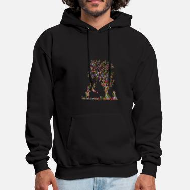 Colourful Colour - Men's Hoodie