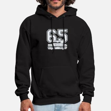 1965 1965 CHEVY IMPALA SS - Men's Hoodie