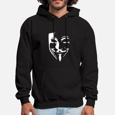 Hacker ANONYMOUS HACKER - Men's Hoodie