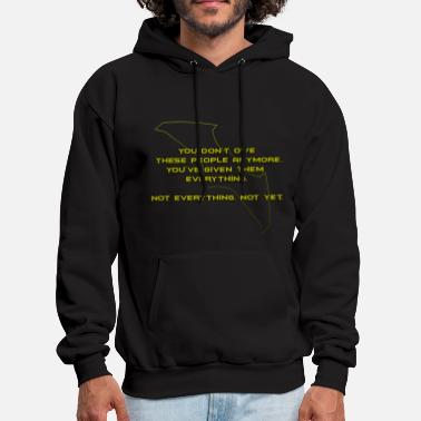Batman Batman Quote - Men's Hoodie