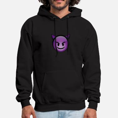 Devil Horns Horned Devil - Men's Hoodie