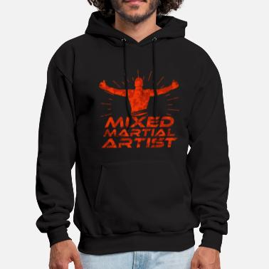 Martial Artist Mixed Martial Artist - Men's Hoodie
