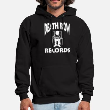 Rap Death Row Records Dre Hip Hop Drake Snoop - Men's Hoodie
