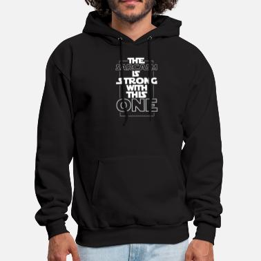 Fantasy The Sarcasm Is Strong With This One Movie Design - Men's Hoodie