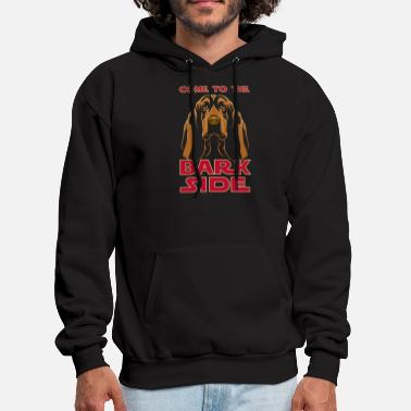 Bark Come to the bark - Men's Hoodie