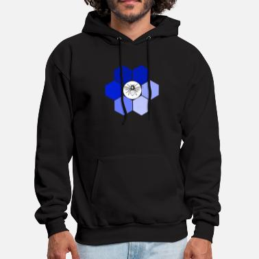 Honey bee honey bee wasp - Men's Hoodie
