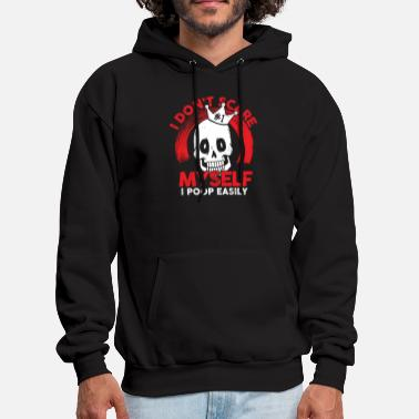 Skeleton Costume Skeleton Costume - Men's Hoodie