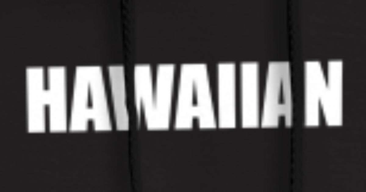 Hawaiian Funny Hilarious Hawaiian Pidgin Hawaii Te Men's Hoodie |  Spreadshirt