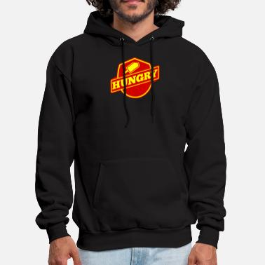 Hungry Hungry - Men's Hoodie