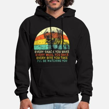 Meal Every Snack You Make I'll Be Watching You - Men's Hoodie