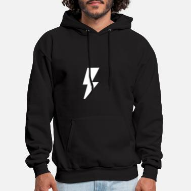 Lighting - Men's Hoodie