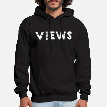 views from the 6 (white) - Men's Hoodie