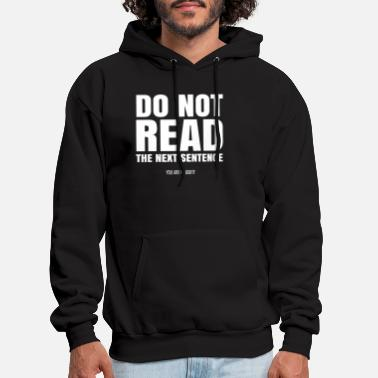 Funny Quote funny quote - Men's Hoodie