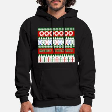 Ugly Ugly Christmas Sweater - Men's Hoodie