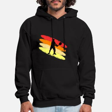Cool Tennis colored - Men's Hoodie