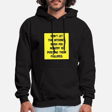 Www Internet World Wide Web WWW Funny Gift Quote Cool - Men's Hoodie