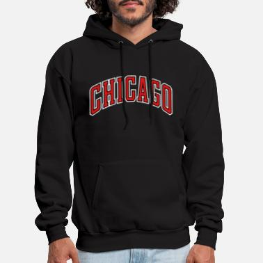 Chicago Chicago Arch Shirt - Men's Hoodie