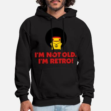 Birthday Im Not Old 2 (3c)++ - Men's Hoodie
