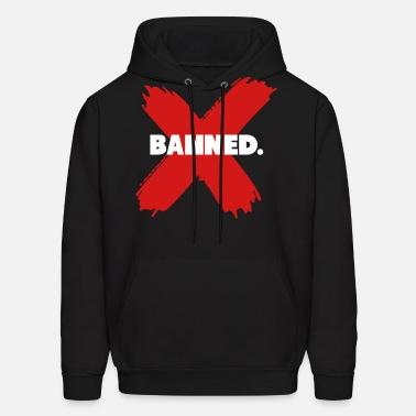 935102f60f78b3 Banned Retro 1 Jordan Shirt Men s Hoodie