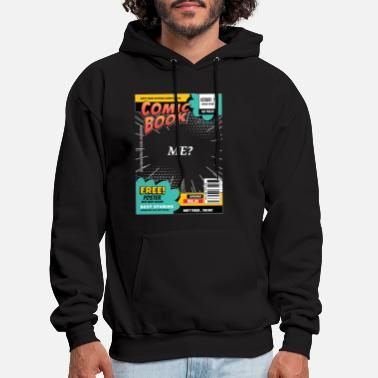 COMIC NICE DESIGN FOR YOU - Men's Hoodie