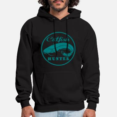 Catfish catfish hunter - Men's Hoodie