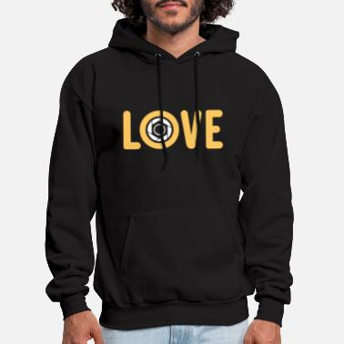 Love Photography - Men's Hoodie