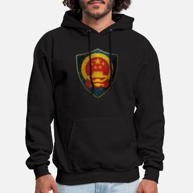 Of Arms China Coat of Arms - Men's Hoodie