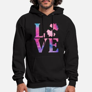 Gym Love Gym - Men's Hoodie