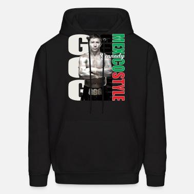 349abc15d04e75 GGG Golovkin • Mexico Style Boxing Men s Premium T-Shirt