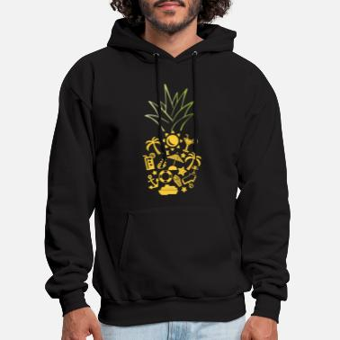 Pt Cruiser cruise pineapple cruise - Men's Hoodie