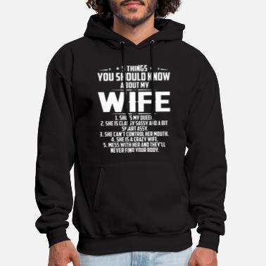 Wet 5 things u should know about my mama t shirts - Men's Hoodie