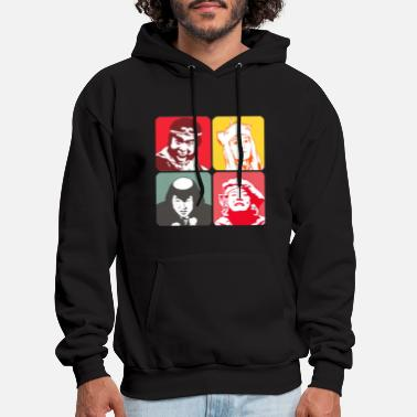 Monkey Magic Mens Funny Retro TV 70s Programme Sho - Men's Hoodie