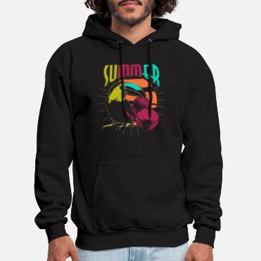 Bird Vacation - Men's Hoodie