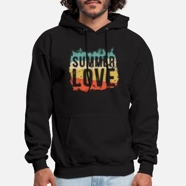 Summer Colors Summer Love Summer colors - Men's Hoodie