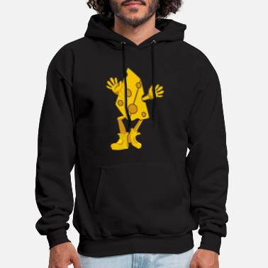 Comic Cheese Comic - Men's Hoodie
