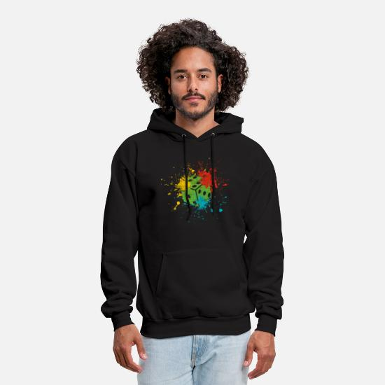 Gift Idea Hoodies & Sweatshirts - Gambling - Men's Hoodie black