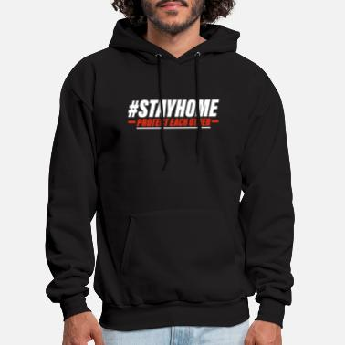 Stayhome Stayhome - Men's Hoodie