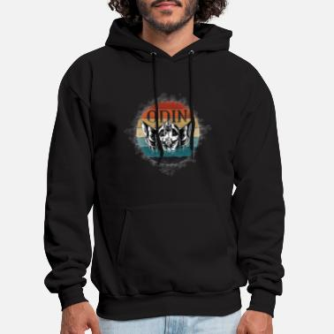 Valhalla Viking of Mythology Odin Valhalla Nordic Outfit - Men's Hoodie