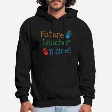 Teacher of The Most Awesome Peeps Hooded Sweatshirt
