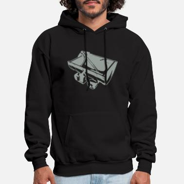 Pickaxe and lore - Men's Hoodie