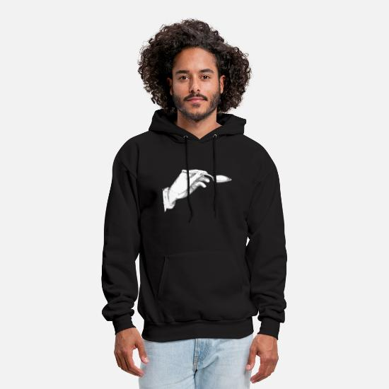 Drugs Hoodies & Sweatshirts - medicine - Men's Hoodie black