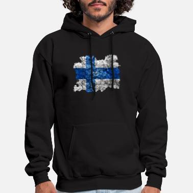 I Love Heart Finland Kids Hoodie Sweatshirt