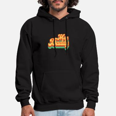 Eighties Mac Daddy Retro 70s 80s - Men's Hoodie