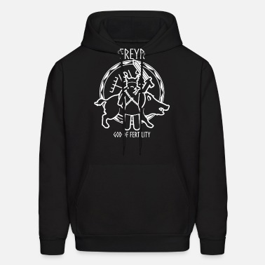 Nordic Gods Goddesses /& Bragi Unisex Hooded Sweatshirt Amazingly Good Products Norse Mythology Gift