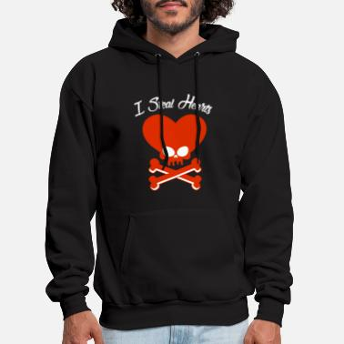 Steal I Steal Hearts, Valentine's Gift For Boys - Men's Hoodie