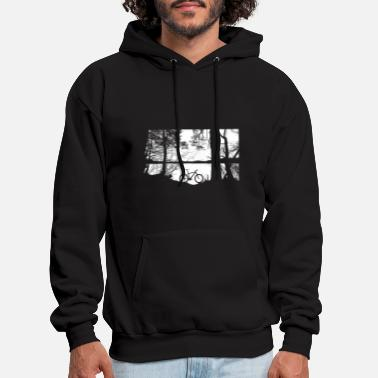 Bike Mountain Bike - Men's Hoodie